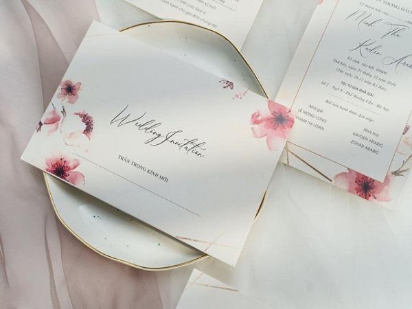 Thiệp cưới Nhà Mèo đa dạng về phong cách thiết kế, kiểu dáng, màu sắc và chất liệu giấy