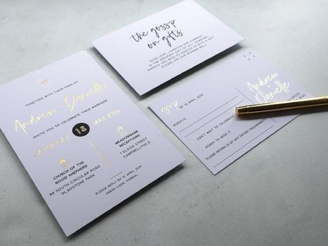+20 Mẫu thiệp cưới viết tay đặc biệt mang bản sắc riêng của dâu rể